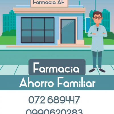 Farmacia Ahorro Familiar